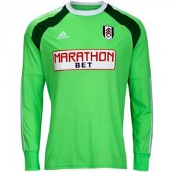 Fulham FC Home Fußball torwart Trikot 2014/15 - Adidas