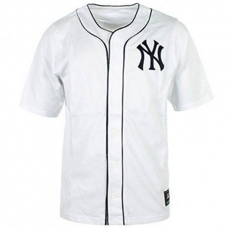 Maglia Baseball MLB New York Yankees Home Sommer 2015 - Majestic ... bdbf319b12f8