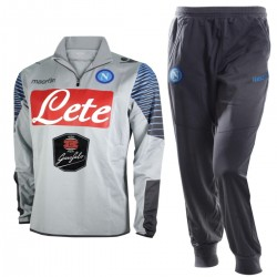 SSC Napoli Player Trainingsanzug 2014/15 - Macron