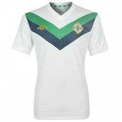 Northern Ireland Soccer Jersey 2011/12 Away by Umbro