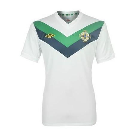Irlande du Nord Soccer Jersey 2011/12 par Umbro