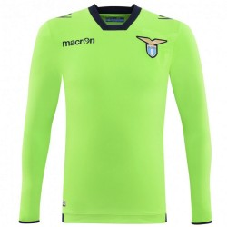 SS Lazio Home goalkeeper shirt 2014/15 - Macron