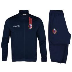 Bologna FC training presentation tracksuit 2014/15 - Macron