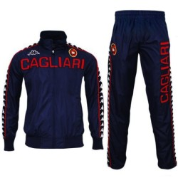 Cagliari Calcio präsentations trainingsanzug 2014/15 - Kappa