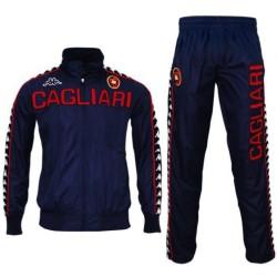 Cagliari Calcio presentation tracksuit 2014/15 - Kappa