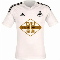 Swansea City AFC Home Fußball Trikot 2014/15 - Adidas
