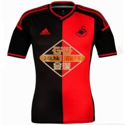 Swansea City AFC Away Fußball Trikot 2014/15 - Adidas
