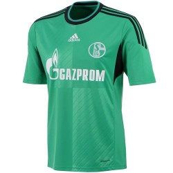Schalke 04 maillot de foot troisieme 2014/15 - Adidas