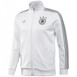 Germany National team white presentation jacket 2015 - Adidas