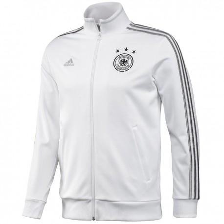 Chaqueta blanca de presentacion de Alemania 2015 - Adidas ... 40216afb4e020