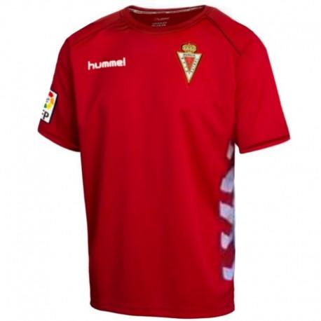 Murcia CF Home Football shirt 2014/15 - Hummel