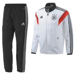 Chándal de presentación nacional de Alemania FIFA World Cup 2014 - Adidas