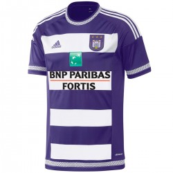 RSC Anderlecht Home football shirt 2015/16 - Adidas