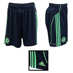 Shorts Chelsea FC Goalkeeper shorts 09/11 Player race Issue by Adidas