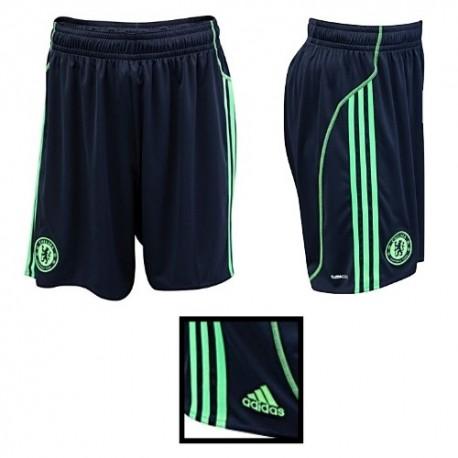 Chelsea FC-Torwart Shorts shorts 09/11 Spieler Rennen Ausgabe von Adidas