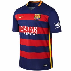 Maillot de foot FC Barcelona domicile 2015/16 - Nike