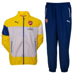 Survetement de presentation coach Arsenal 2014/15 - Puma