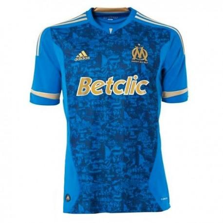 Olympique de Marseille Fußball Trikot Away 11/12 von Adidas