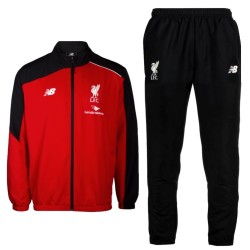 Survetement de presentation FC Liverpool 2015/16 - New Balance