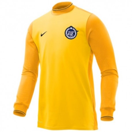 Zenit St. Petersburg Goalkeeper Jersey home 09/10 Player race-Issue Nike
