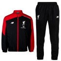 Liverpool FC black presentation tracksuit 2015/16 - New Balance