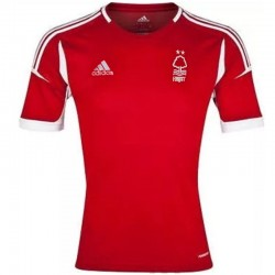 Nottingham Forest FC Home football shirt 2013/14 - Adidas