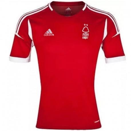 Nottingham Forest FC Home football shirt 2013/14 - Adidas