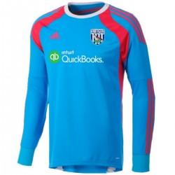Camiseta de portero West Bromwich Albion segunda 2014/15 - Adidas