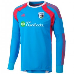 West Bromwich Albion torwart Away Fußball Trikot 2014/15 - Adidas