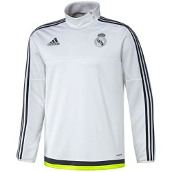 Real Madrid white training technical top 2015/16 - Adidas
