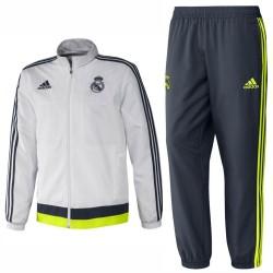 Survetement de presentation Real Madrid 2015/16 - Adidas