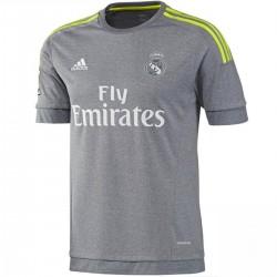 Camiseta de futbol Real Madrid segunda 2015/16 - Adidas