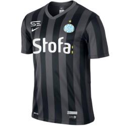 Esbjerg segunda camiseta de futbol 2015 - Nike