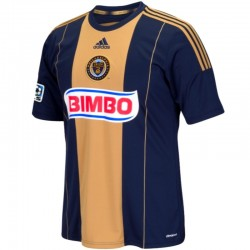 Philadelphia Union Home Fußball Trikot 2014 - Adidas