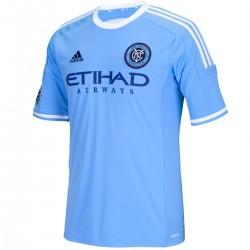 New York City FC Home fußball trikot 2015/16 - Adidas