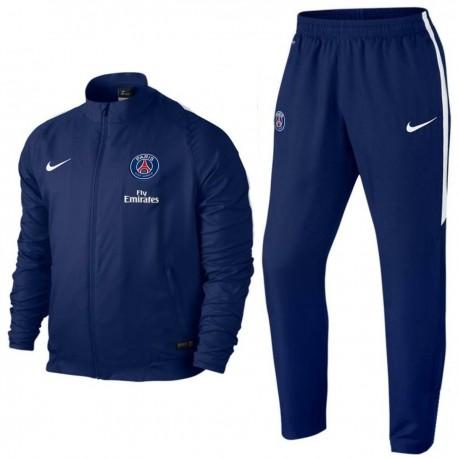PSG Paris Saint Germain presentation tracksuit 2015/16 navy - Nike