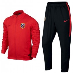 Atletico Madrid präsentation trainingsanzug 2015/16 - Nike
