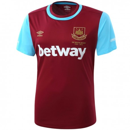 West Ham United Home football shirt 2015/16 - Umbro