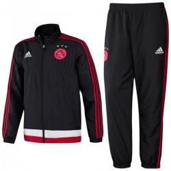 Ajax Amsterdam survetement de presentation 2015/16 - Adidas