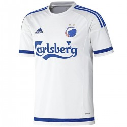 FC Copenhagen Home football shirt 2015/16 - Adidas