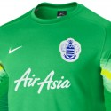 QPR Football goalkeeper shirt Home 2014/15 - Nike
