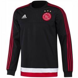 Ajax Amsterdam sweat top d'entrainement 2015/16 - Adidas
