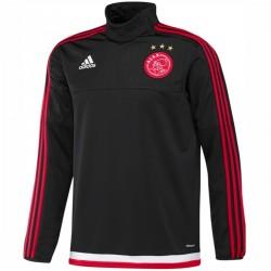 Ajax Amsterdam tech sweat top d'entrainement 2015/16 - Adidas
