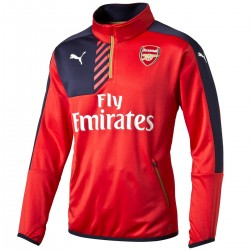 Tech sweat top d'entrainement Arsenal 2015/16 - Puma
