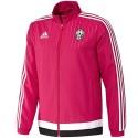 Juventus pink presentation tracksuit 2015/16 - Adidas
