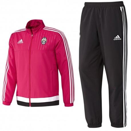 201516 De Rose Adidas Juventus Survetement Presentation SpRgxwpqP