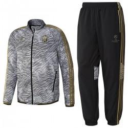 Juventus Turin UCL Präsentation Trainingsanzug 2015/16 - Adidas