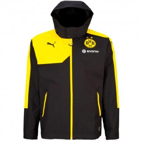 Bvb Borussia Dortmund Training Rain Jacket 2015 16 Puma Sportingplus Passion For Sport