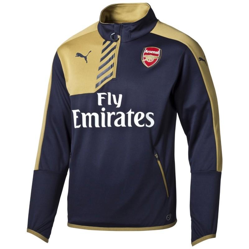 Survetement d'entrainement bleu Arsenal 2
