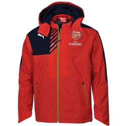 Arsenal FC training rain jacket 2015/16 - Puma